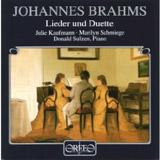 Brahms Lieder CD