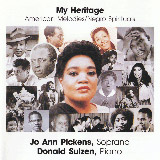 My Heritage CD